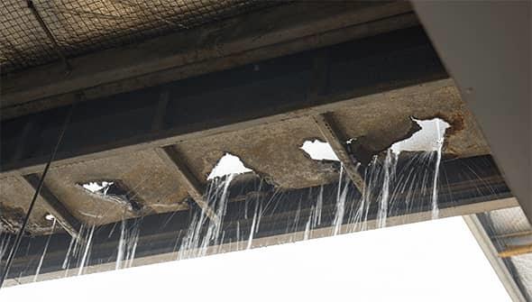 jasa perbaikan atap bocor