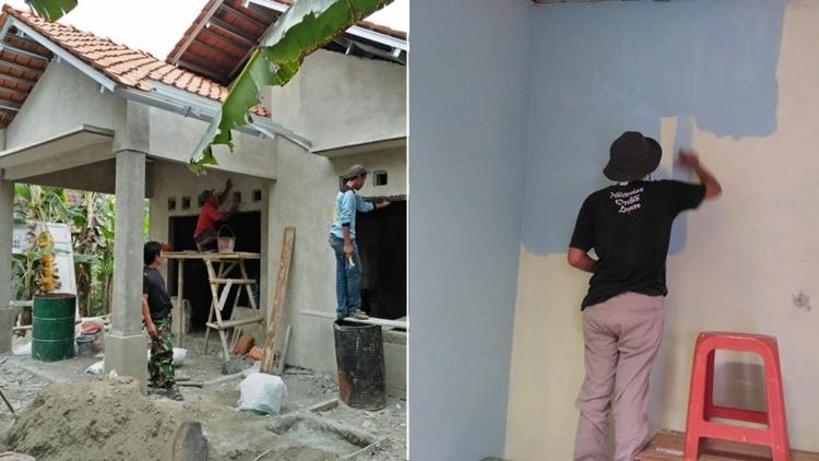 renovasi rumah Maros, Pangkep, Gowa